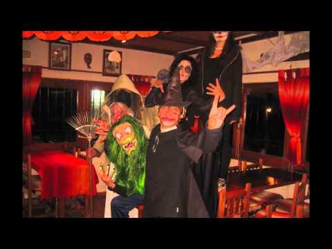 Halloween en Camping Trevélez