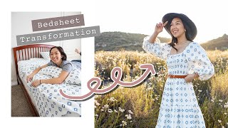DIY The Perfect Summer Dress | Sewing with @coolirpa