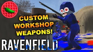 ARMS APLENTY! -- Ravenfield (Steam Early Access)(Steam Workshop Custom Weapons & Maps)