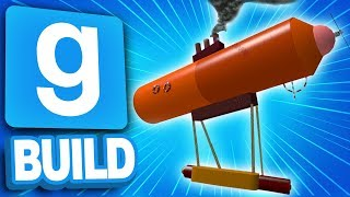 PUT ME IN AN AIRSHIP! | Gmod Build Off