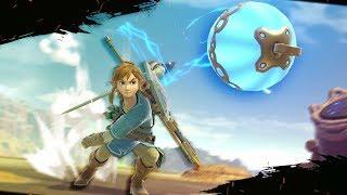The Spiciest Link Montage (Super Smash Bros Ultimate)