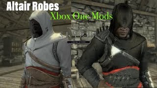 Skyrim SE Xbox One Mods|Altair Robes