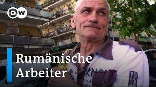 Italien/Rumänien: Die Männer vom Arbeiterstrich | Fokus Europa