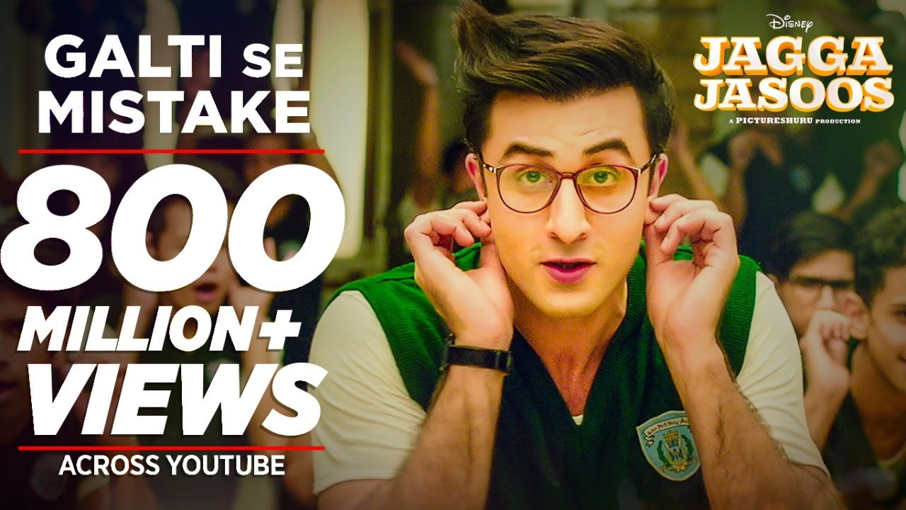 Jagga Jasoos: Galti Se Mistake Video Song | Ranbir, Katrina | Pritam, Arijit, Amit | Amitabh B  downoad full Hd Video