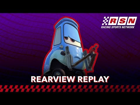 Guido's Quick Pit Stop | Racing Sports Network By Disney•Pixar Cars