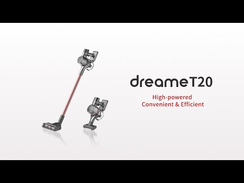 Dreame T20 Cordless Vacuum Cleaner-GadgetAny