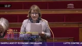 Un amendement qui va faciliter la mise en place de la nouvelle REP (responsabilité élargie du produc