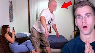 Girl Sets Up Middle Aged Tik Tok Predator! (W/ Hidden Cameras)