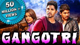Gangotri Hindi Dubbed Full Movie | Allu Arjun, Aditi Agarwal, Prakash Raj