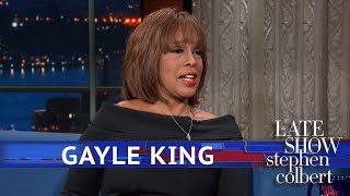 R. Kelly's Outburst Didn't Faze Gayle King