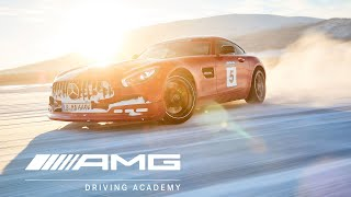 Mercedes-AMG Winter Sporting – Pure Adrenaline on Ice and Snow