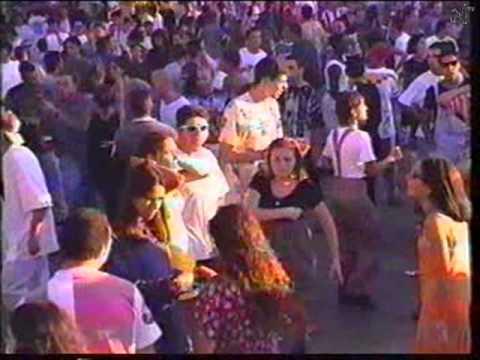 Dani P @ Kolombinas 1995 / Sala Inercia / Huelva