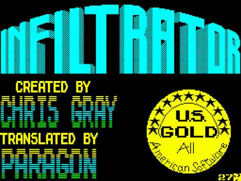 59 Sinclair Spectrum game loading screen reveals in 15 minutes