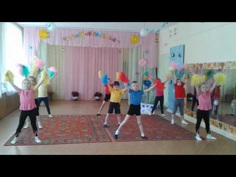 спортивный танец 2016 видео