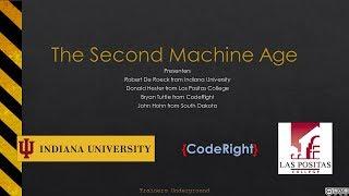 Discussion: The Second Machine Age