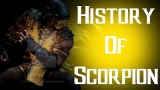 History Of Scorpion Mortal Kombat X