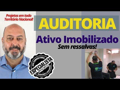 A Auditoria e o Controle Patrimonial Consultoria Empresarial Passivo Bancário Ativo Imobilizado Ativo Fixo