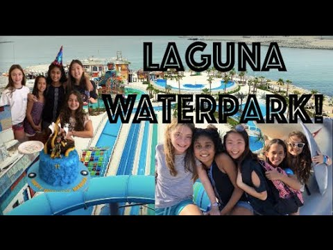 Look At The NEW Laguna Waterpark! Vlog #9// Hyejin's Channel Mp3