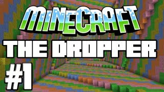 The Dropper - MInecraft - Episode 1 - This is really COOL!