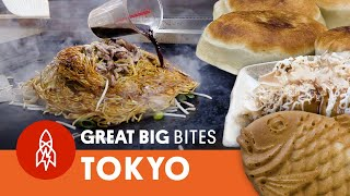 5 Of The Best Street Food Finds In Tokyo