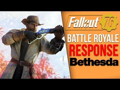 Bethesda Explains Why They Added Battle Royale to Fallout 76 & Its Future Updates