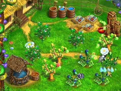 Kouzelná farma Vzácná květina