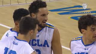 Recap: No. 6 UCLA men's volleyball sweeps No. 12 UC Santa Barbara