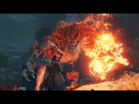 Sekiro: Shadows Die Twice | NG | Demon of Hatred - Boss