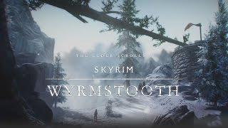 Прохождение TES Skyrim: Wyrmstooth (Серия 3) [Храм Змеиного Зуба. Кровогон]
