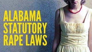 Alabama Statutory Rape Law