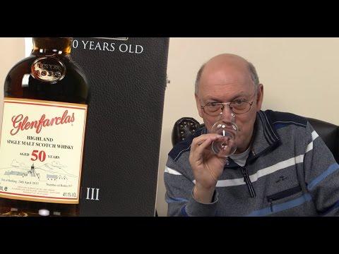 Whisky Verkostung: Glenfarclas 50 Jahre Six Generations 3rd Edition