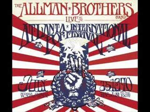 The Allman Brothers Band: Every Hungry Woman (live '70)