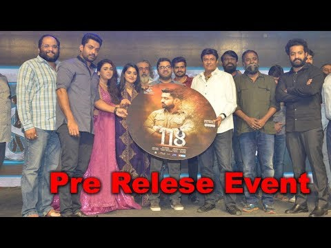 118 Movie Pre Release Event