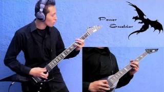 Naruto Rising Fighting Spirit Guitar Cover Tabs Chords