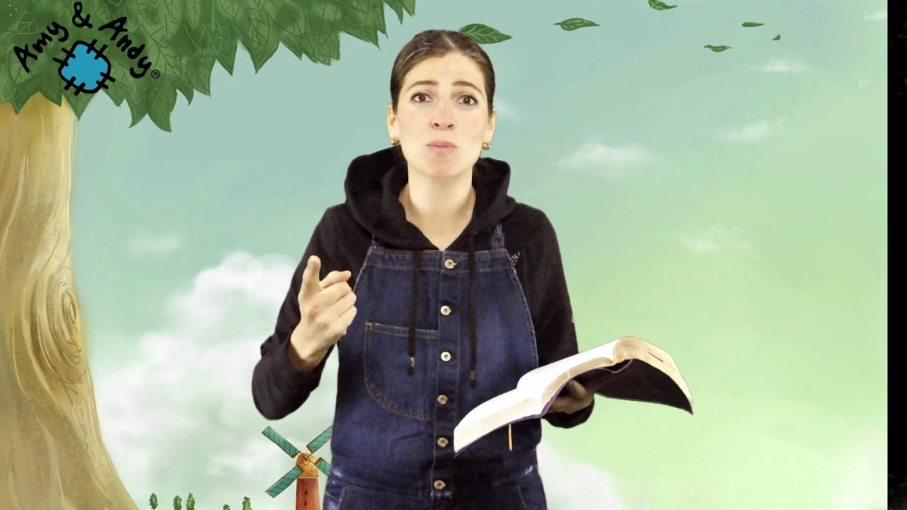 ¿Y TU QUIÉN ERES?. Devociones cristianos para niños. Miss Nat. Amy & Andy