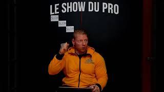 Le Show du Pro-Le DHEA Déhydroépiandrostérone