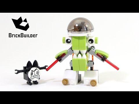 Vidéo LEGO Mixels 41527 : Rokit