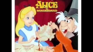 Alice in Wonderland OST - 17 - The Tulgey Wood