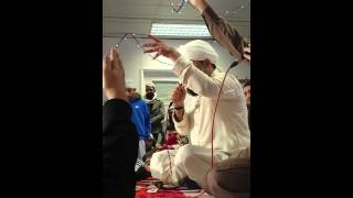 preview picture of video 'Owais raza qadri live In luton 25/01/14'