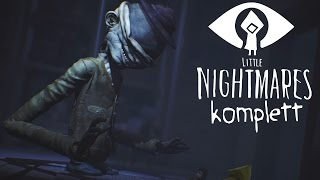 DAS KOMPLETTE SPIEL! | Let's Play Little Nightmares (Deutsch/German) - dooclip.me
