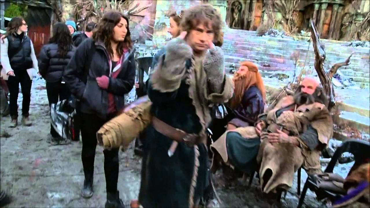 Martin Freeman Is Putting Rude Easter Eggs Into The Hobbit's DVD Extras