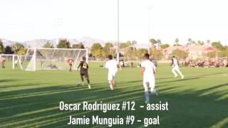 The Deadly Duo for Durango Boys' Soccer