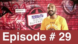 Episode 29 | Talent Ke Fresh Fatakes | India's Digital Superstar