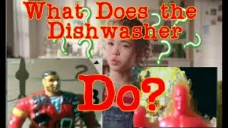 What Does The Dishwasher Do? #Cascade #meme #Commercials