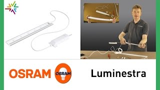 LED-Lichtleiste OSRAM Luminestra LED [watt24-Video Nr. 146]