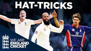 Broad, Anderson, Ali INCREDIBLE Hat-Tricks | Hat-Trick Heroes! | England Cricket 2019