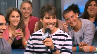 Джеймс Маслоу, Crazy Time Rush 2- Funny BTR Moments