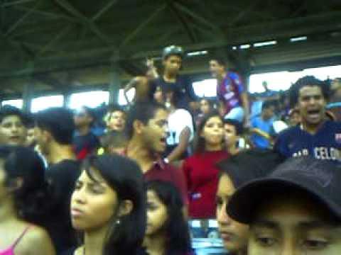 """Monagas Sport Club 08"" Barra: Guerreros Chaimas • Club: Monagas • País: Venezuela"