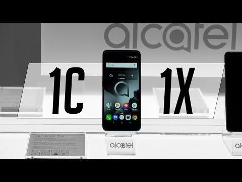 Video over Alcatel 1C (2019)