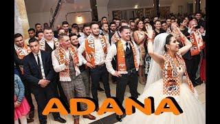 Adana Düğünü Gelin Damat Oyunu Damla & Mehmet Adana ÇİFTETELLİ Oy Gelin Oy Damat